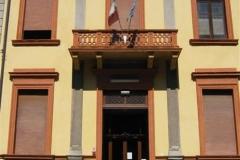Scuola Media Zani (ingresso)
