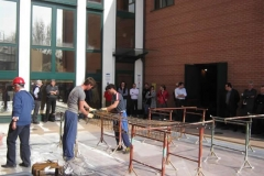 2011-03 Convegno Modena (dimostrazione esterna 1)